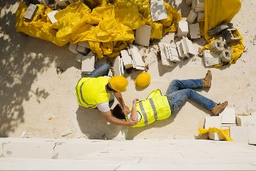 Construction Injury Trial